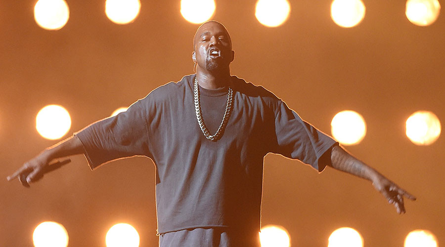 Pirate Kanye? Illegal torrent website found on musician's browser