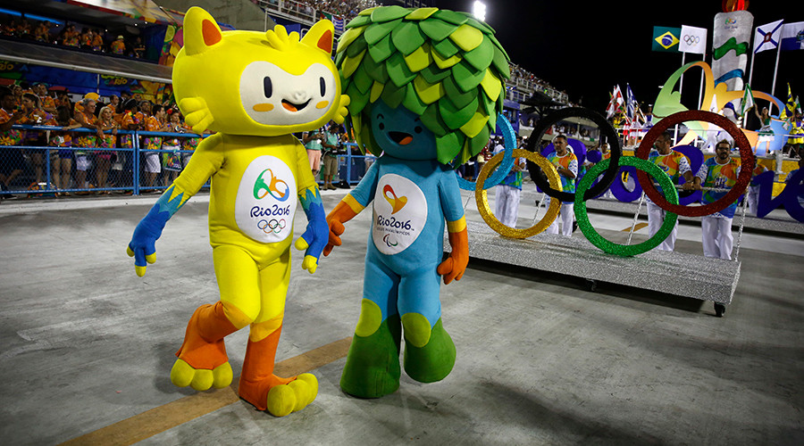 'Message of hope': Refugees get their own team at Rio 2016 Olympics