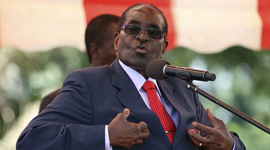 Mugabe eager to nationalize Zimbabwe's diamond industry