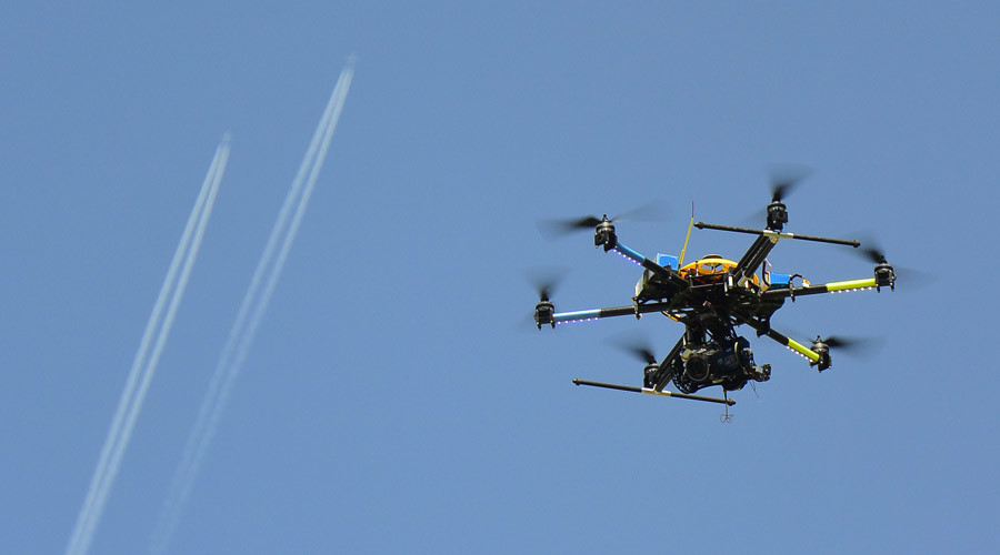 Closest encounter yet: Drone nearly collides with A320 airliner above Paris