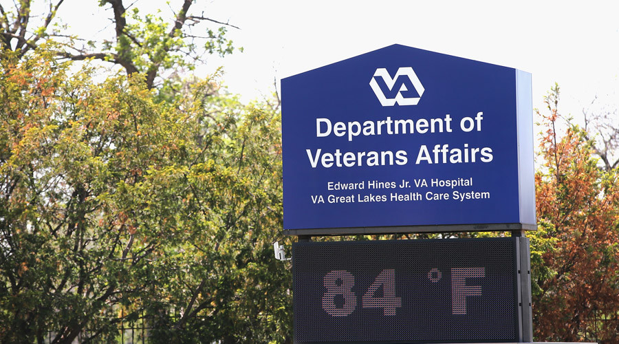 Veteran sets self on fire outside VA clinic