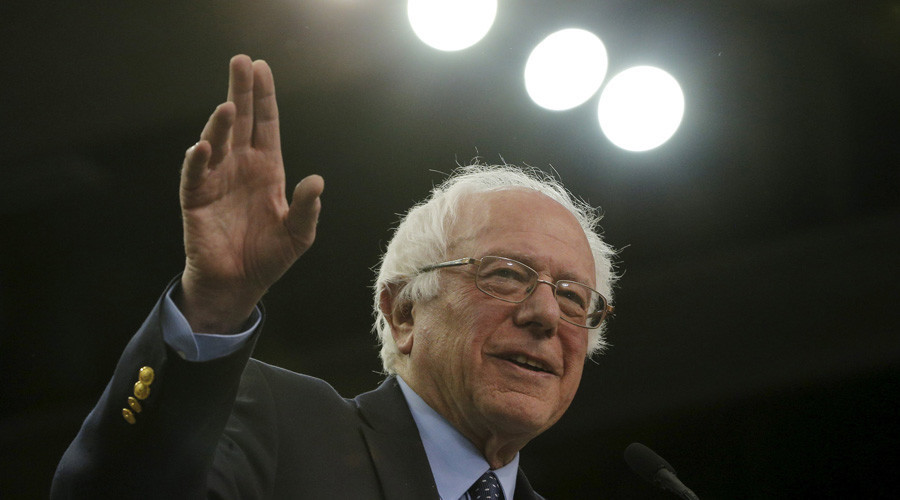 Bernie Sanders wins caucuses in Kansas, Nebraska, as Clinton takes Louisiana