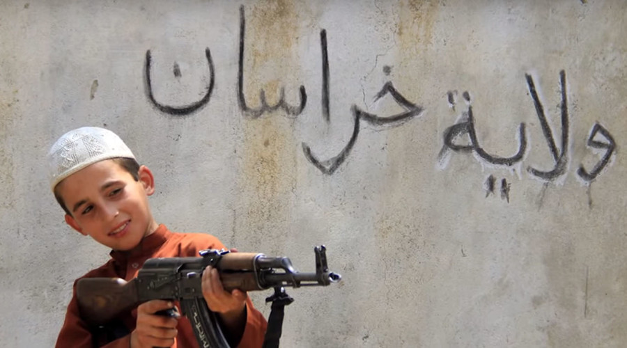 ISIS uses Nazi tactics to train youths to become 'more lethal, brutal, better fighters' - report