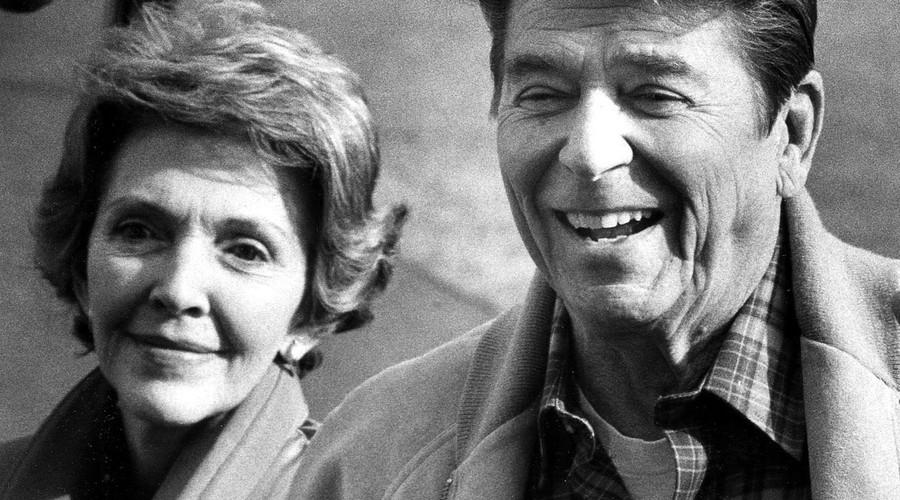 'Cold War crumbling': Nancy Reagan dies at 94