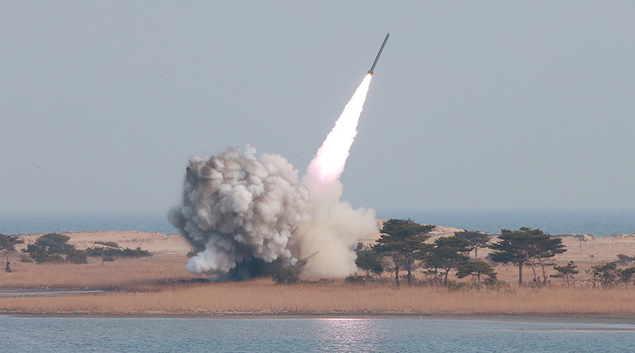 Pyongyang threatens US & S. Korea with 'pre-emptive nuclear strike of justice' over joint drills