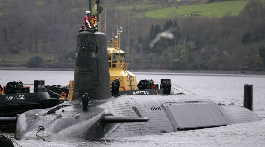 'Daredevilry, disregard': Trident radiation blunders exposed in military report