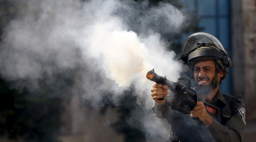 'Human rights abusers' invited to 'non-lethal' weapons show, condemned by activists