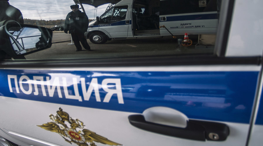 2,000 people evacuated from market in Moscow over bomb threat