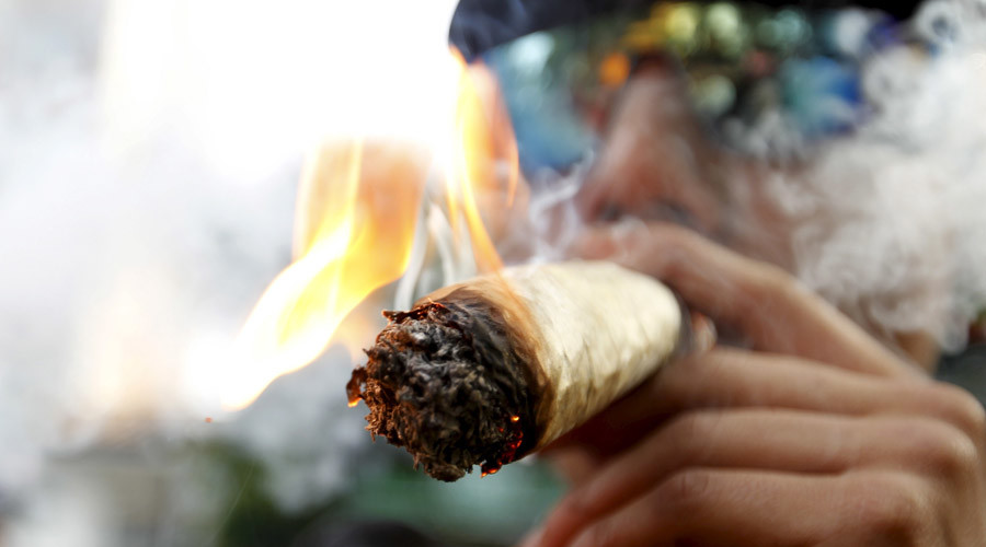 Cannabis legalization would raise £1bn a year in tax – study