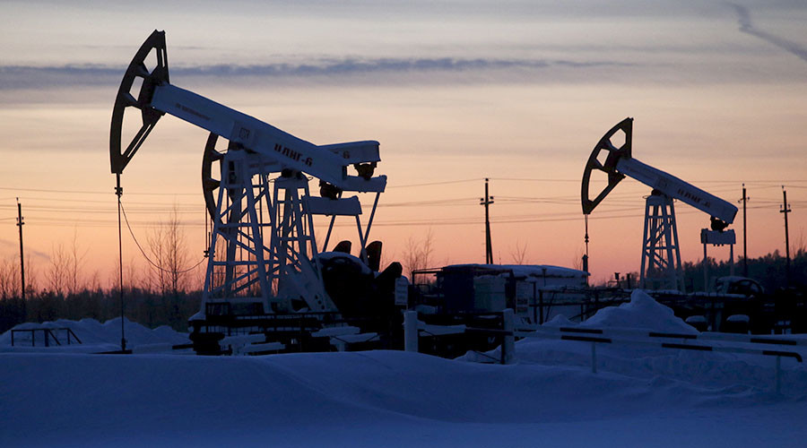 Russia may be running out of oil