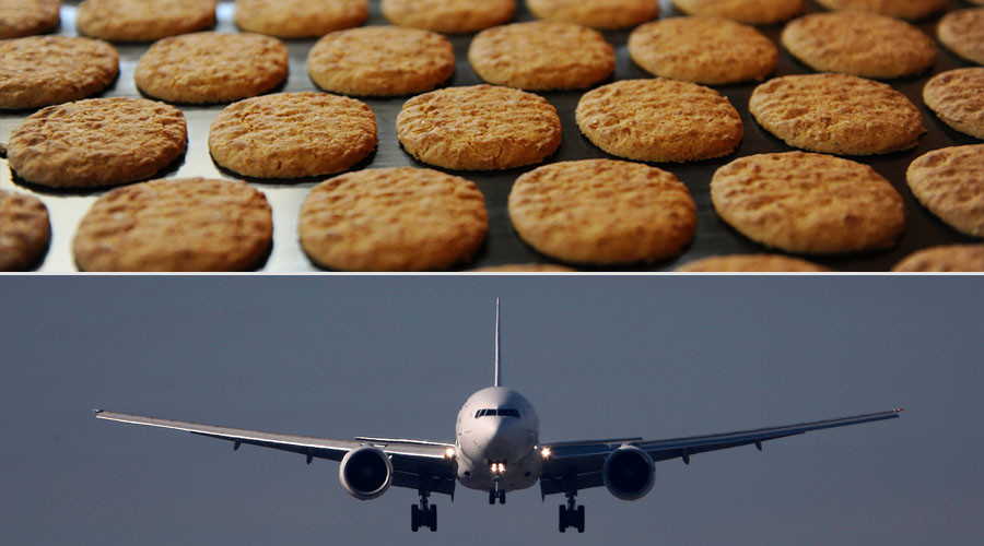 National biscuit shortage eased by 2nd Boeing 777 relief plane