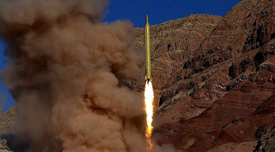 Iran tests more missiles, brags about having Israel in range
