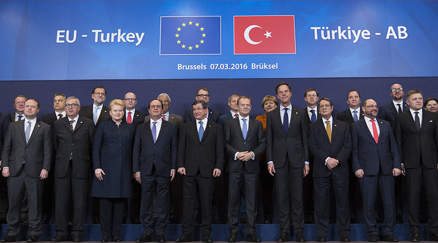 'Like at the bazaar': German politicians angry over Turkey's EU negotiation tactics