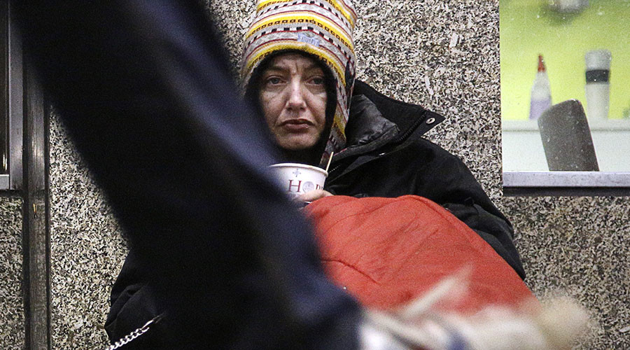 50% of Brits would refuse to help crying elderly lady on street – YouGov poll