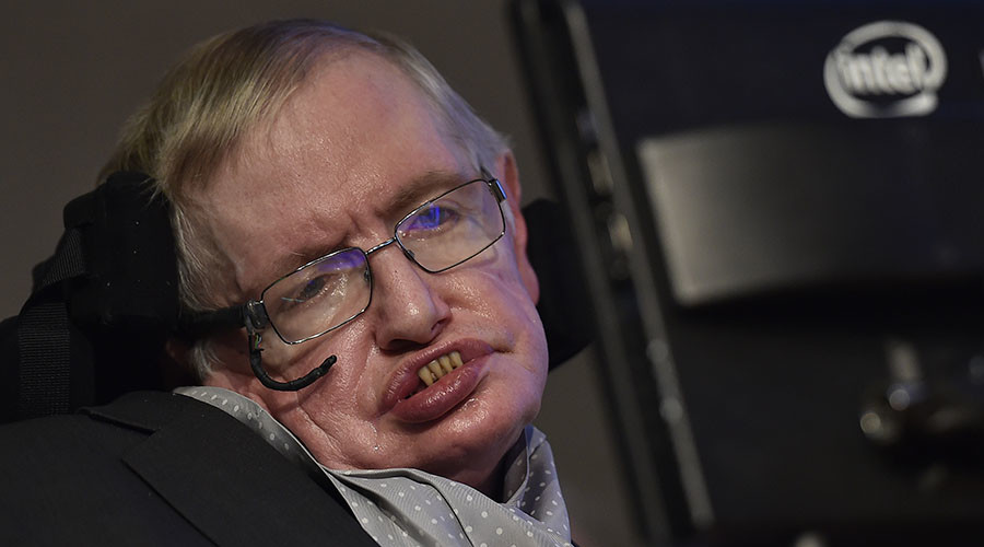 Stephen Hawking: Brexit would be 'disaster for UK science'