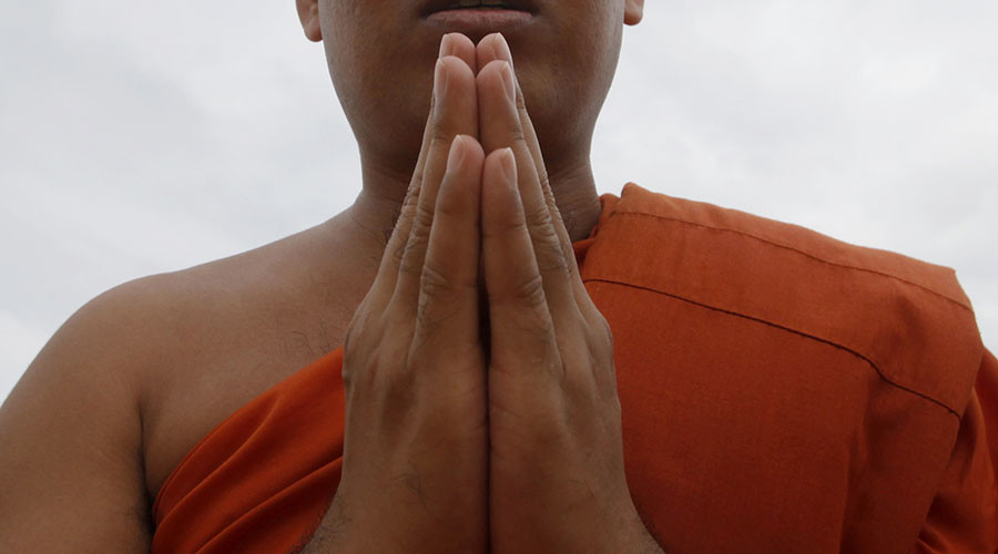 Buddhist monk attacked for being 'Muslim' has totally Zen response to Islamophobes