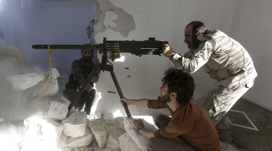 Pentagon hopes to 'resurrect a dead horse' by retraining Syrian opposition