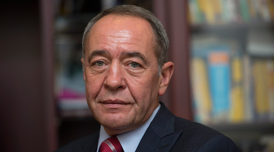 Washington police stand by initial conclusion of no foul play in Russian media tycoon's death
