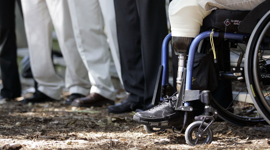Wounded Warrior Project fires execs amid scandal