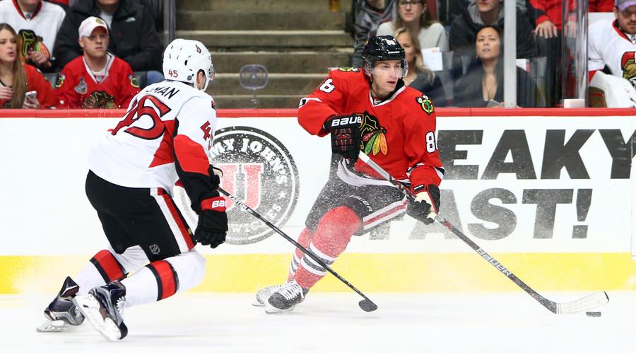 NHL backs Patrick Kane over 'unfounded' rape allegations