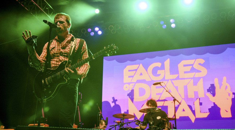 Bataclan security 'may have been in on Paris attacks,' claims Eagles of Death Metal frontman