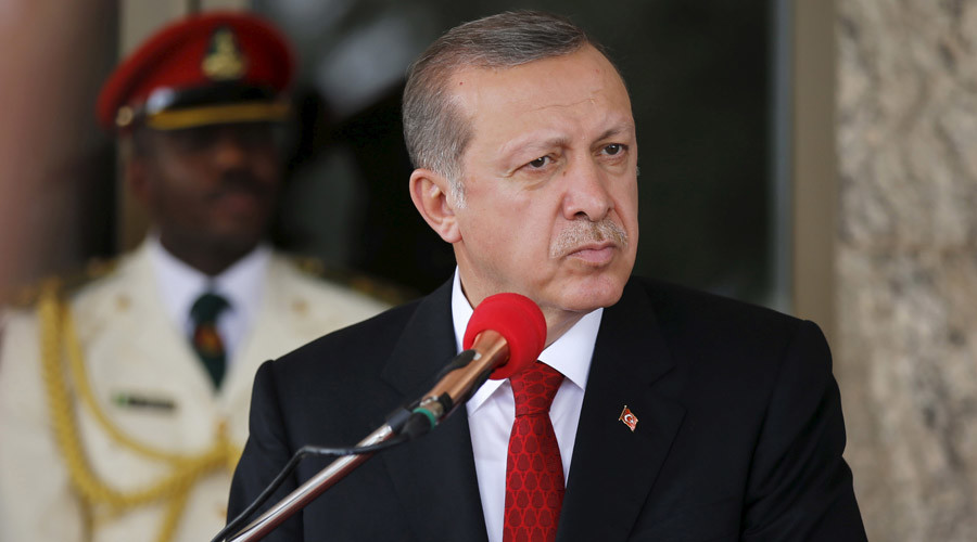 Erdogan accuses journalists of 'biggest attack' against Turkey, says court is 'against country' too