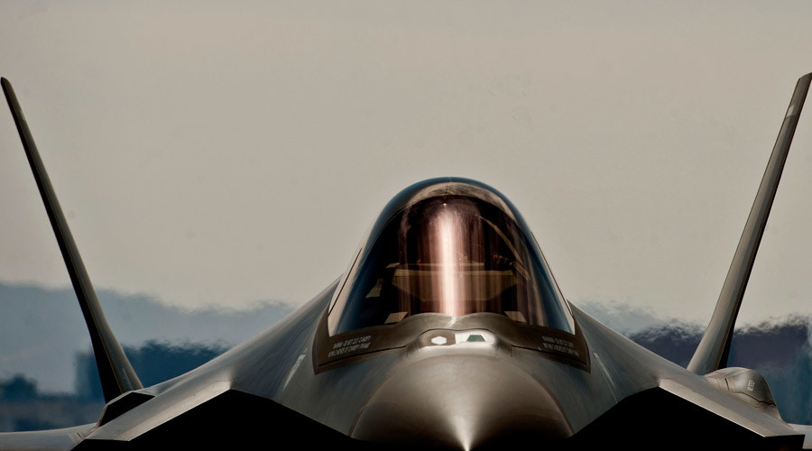 Reboot required: US Air Force's F-35 has a radar problem