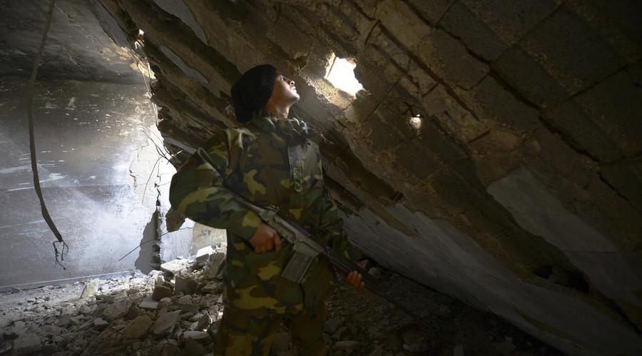 US-based companies & Turkish arms manufacturers 'breaking Libya embargo' – UN report