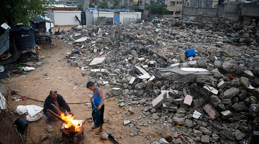 'Gaza's new generation of children only knows stress, wars and aggression'