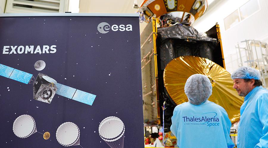 Russian-ESA ExoMars mission to pave way for future teamwork on Moon & Mercury – Roscosmos head