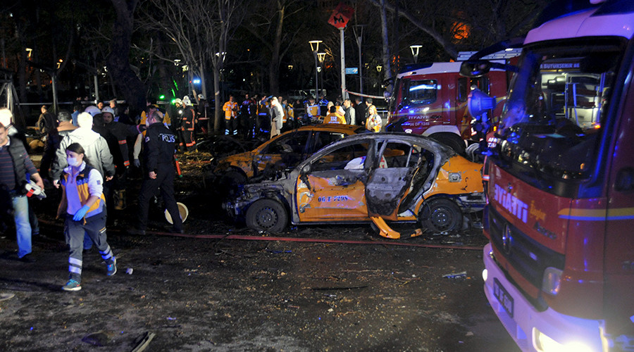 'Ankara blast may be used as pretext to further escalate war with Kurds'