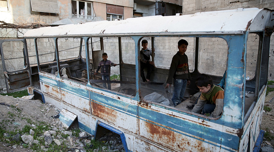 'Lives shaped by violence & fear': 80% of Syrian children affected by conflict – UNICEF report