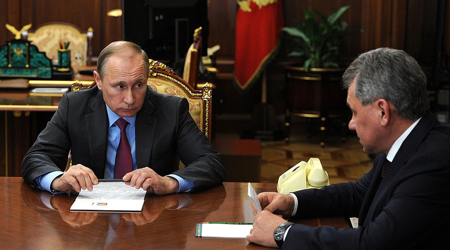 Putin orders start of Russian military withdrawal from Syria, says 'objectives achieved'