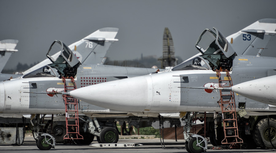 Russia starts withdrawal from Syria