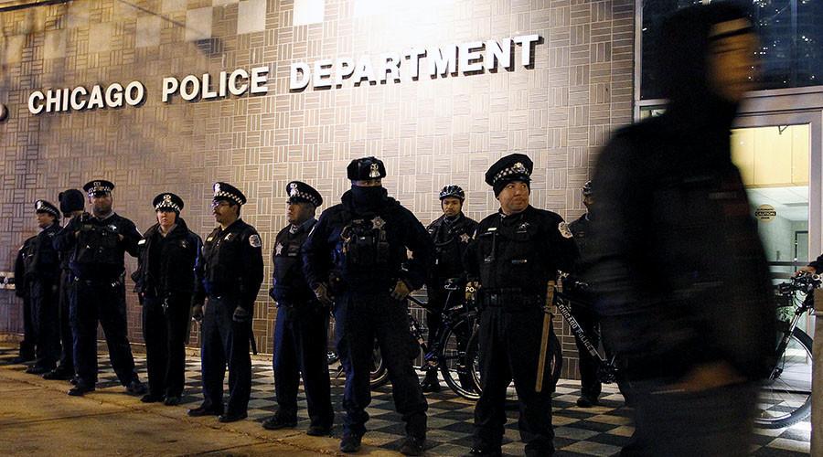High Frequency: Racial slurs heard in police radio