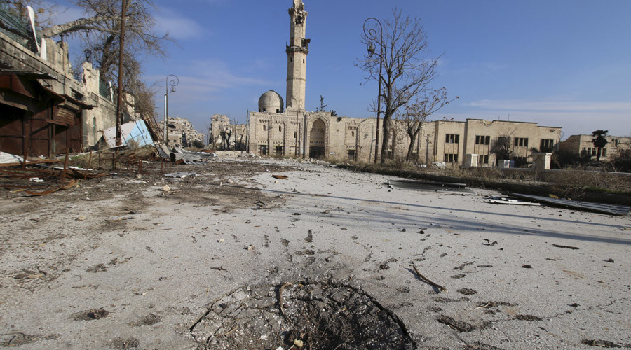 6 out of 6: ALL of Syria's UNESCO Heritage Sites damaged or destroyed during civil war