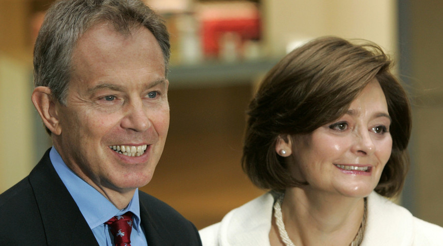 From New Labour to nouveau riche? Tony & Cherie Blair's property empire worth £27m