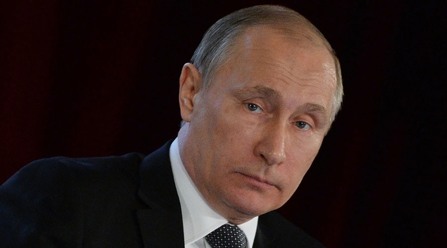 State Duma readies bill defending Russian president's dignity