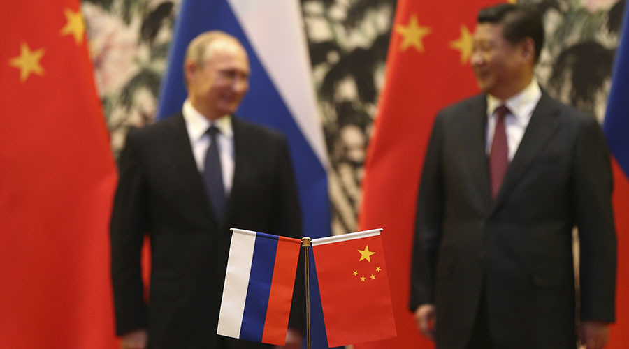 China sees no external pressure on cooperation with Russia