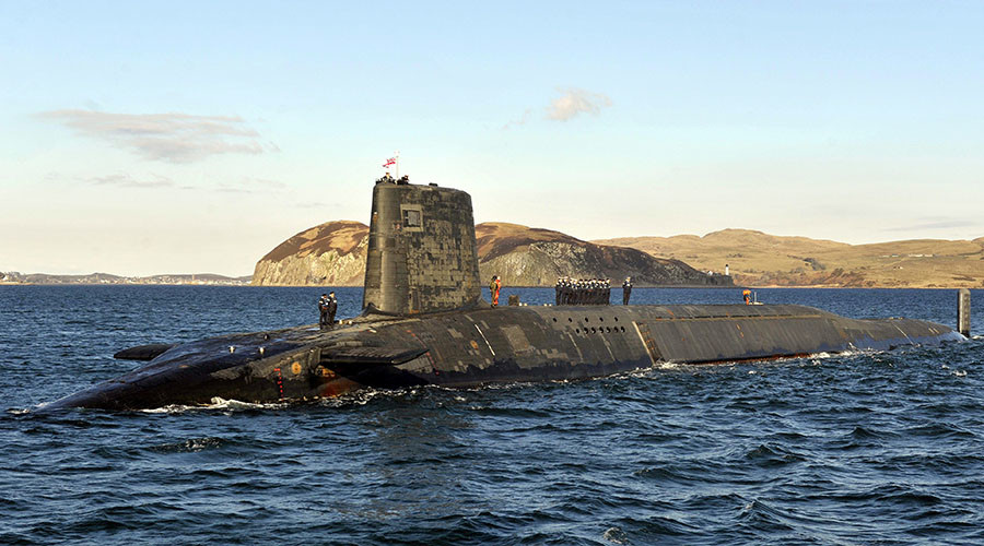 Budgeting for Trident nukes robs the vulnerable of welfare – CND