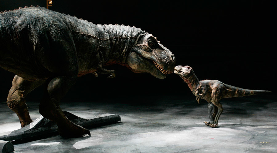 Dinosaurs rule Instagram despite being extinct