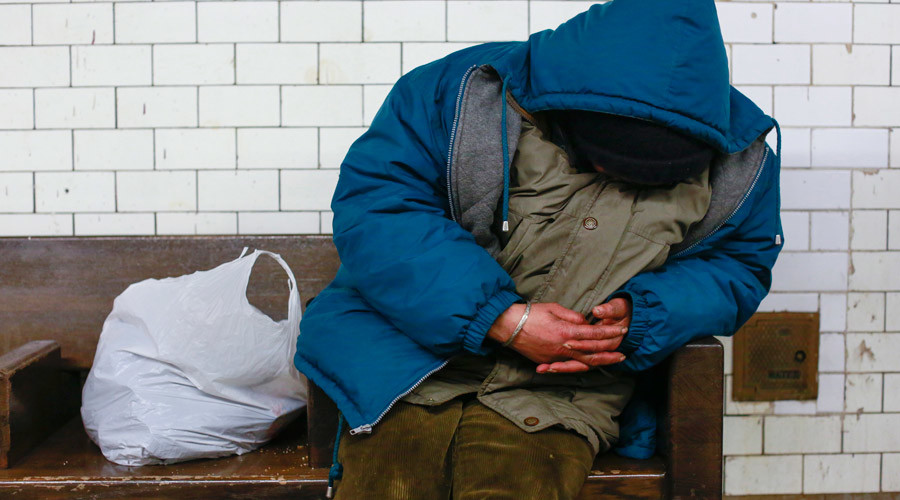 Not such bum luck: Homeless man to receive $100k for police tip