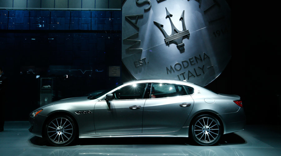 Don't step on it: 28k Maseratis recalled for potential accelerator problems