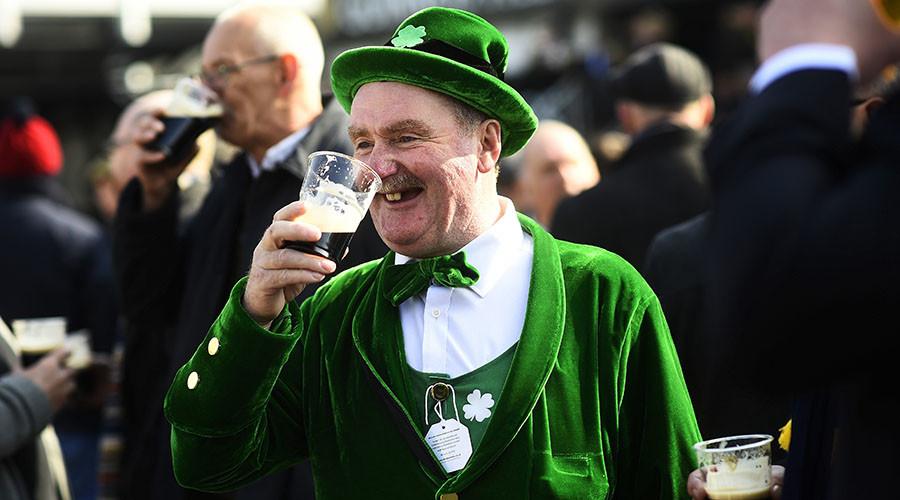 Global Irish party celebrates St. Patrick's Day (VIDEOS)