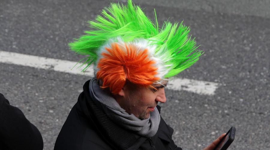 Irish eyes are smiling: Dublin parties on Patrick's Day (PHOTOS)
