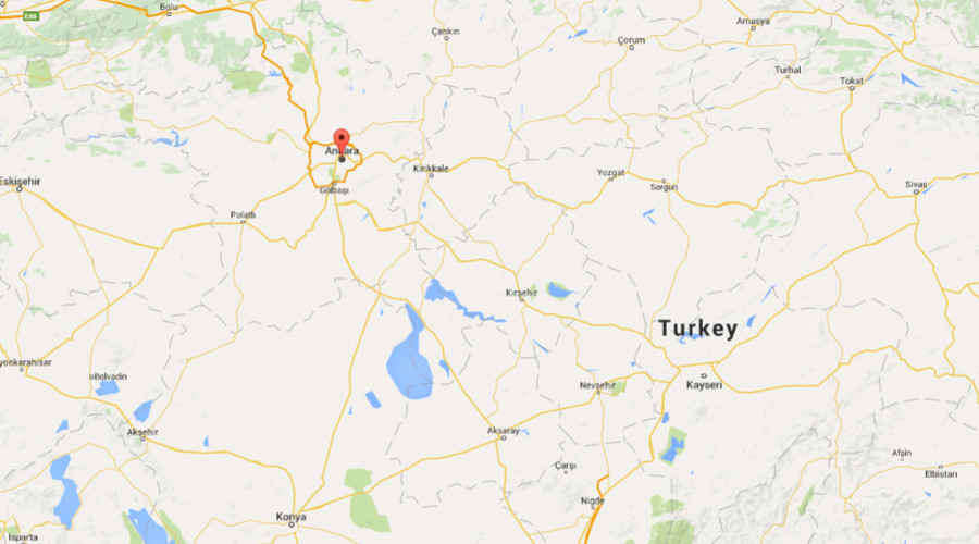 Gunman kills 2, incl police officer in Ankara shootout – reports