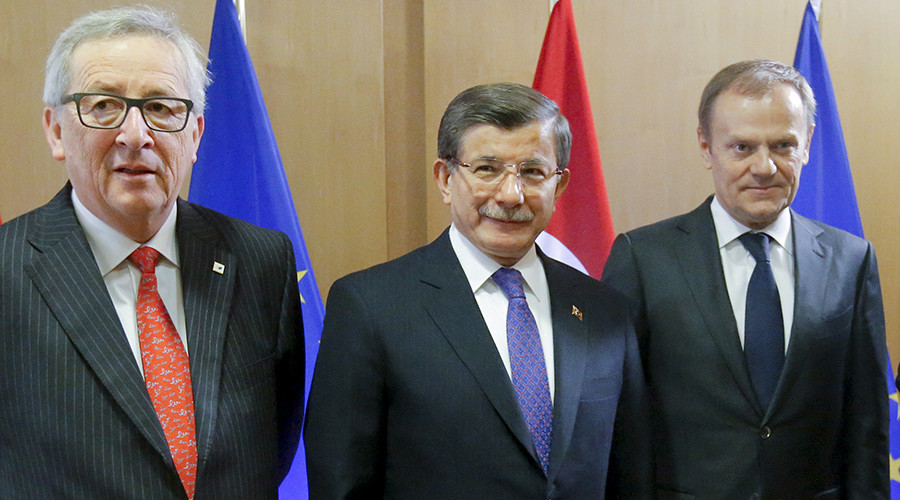 'Turkey leveraging refugees to get what it wants'