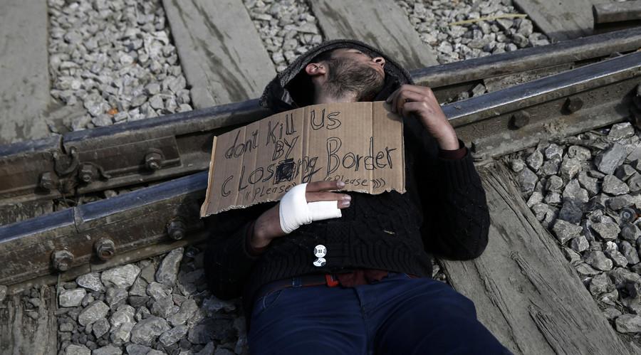 'Modern Dachau': Greek minister slams conditions at Idomeni refugee camp