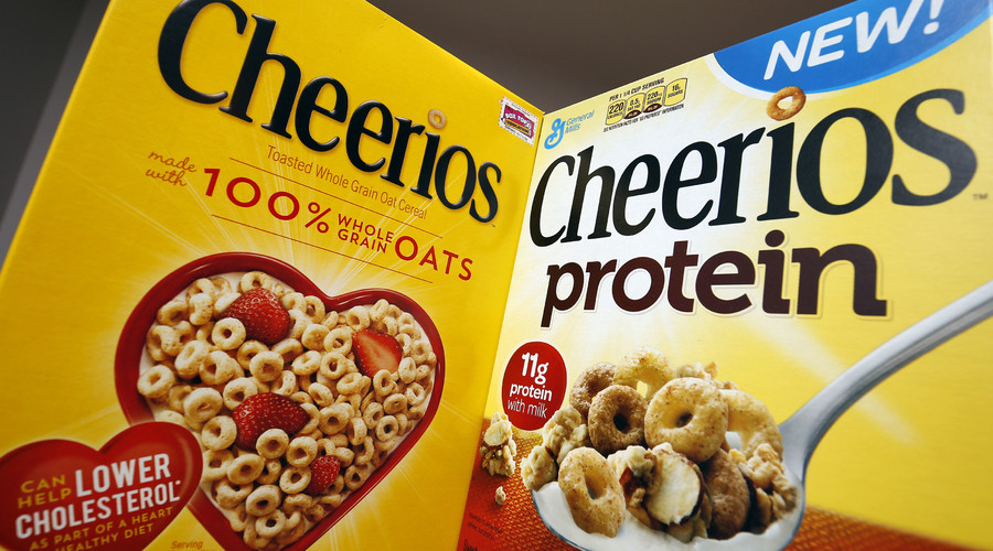 Cereal giant General Mills to start using GMO labeling nationwide