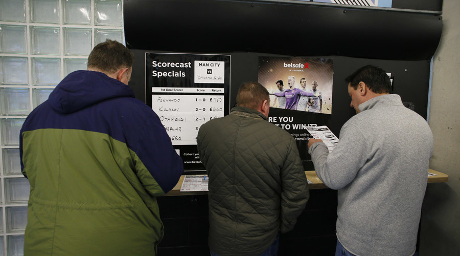 Magical highs, despairing lows: The cruel & efficient world of sports betting